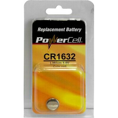 CR1632C1 3V 140Mah Lithium Battery Gp