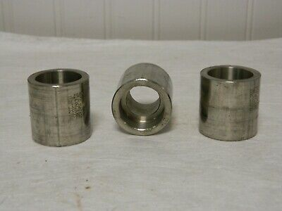 Half Coupling 1 Female 1 Female Merit Brass SW3411HD-16 304//304L Forged Stainless Steel Pipe Fitting Class 3000 Socket Weld