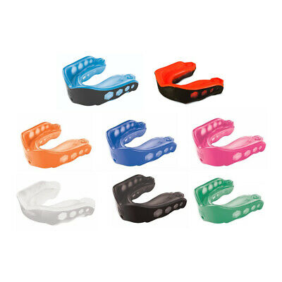Shock Doctor Gel Max Adult MMA Boxing Rugby Mouthguard Gumshield