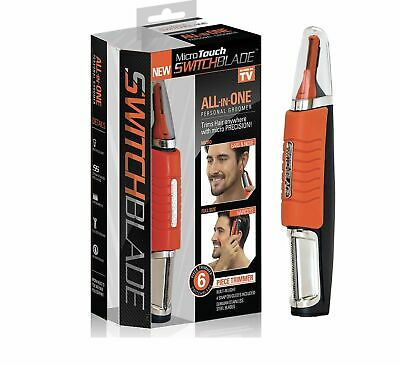 Microtouch Switchblade- 2 in 1 Hair Trimmer