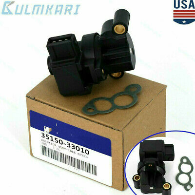 35150-33010 IDLE AIR Control Valve With Gasket Fit For Kia Rio