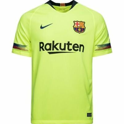 Barcelona Messi Away Shirt 2018/19 Adult Sizes
