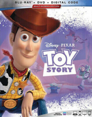 Toy Story [New Blu-ray] With DVD, 2 Pack, Ac-3/Dolby Digital, Digital Copy, Do