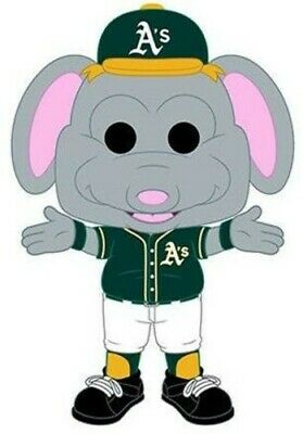 FUNKO POP! MLB: Stomper (A's) Funko Pop! Mlb: Toy