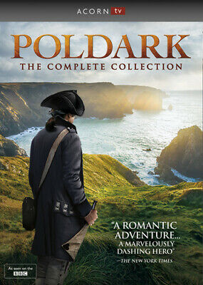 Poldark: Complete Collection [New DVD]