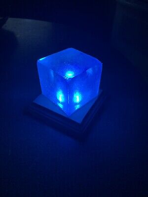 Avengers end game tesseract space stone thanos light
