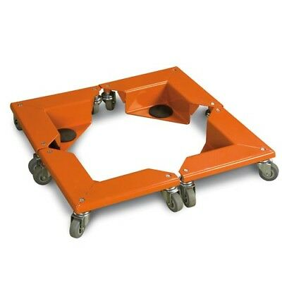Unicraft 4 Ecktransportrollen 150 Casters Transporting Furniture Cabinet Etr