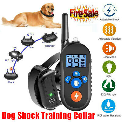 Barkguard Vibration Automatic Dog Anti Bark Stop No Barking Pet Training Collar