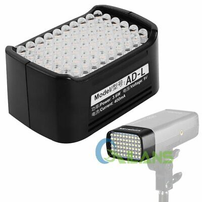 AU SHIP GODOX AD-L 60Pcs LEDs Flash Light Head For AD200 Flash Speedlite Light