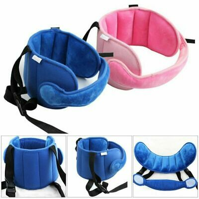 Baby Safety Car Seat Sleep Nap Aid Child Head Support Holder Protector Belt UK