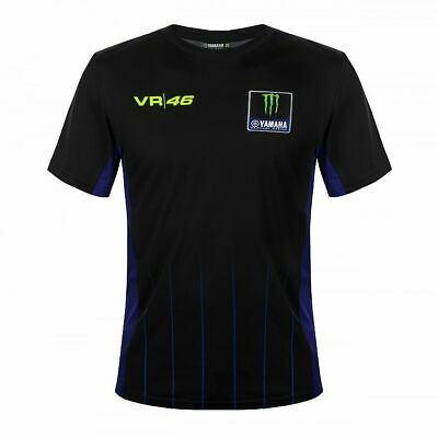Valentino Rossi VR46 Moto GP M1 Power Line Yamaha T-shirt Official 2020