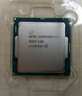 Intel Core i7-6700K ES QHQF 2.6GHz 4C Q0 95W 14nm LGA1151 CPU Processor