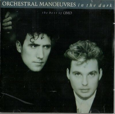 ORCHESTRAL MANOEUVRES IN THE DARK (OMD) 'The Best Of ...' CD