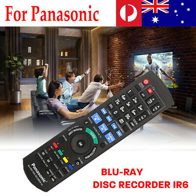 Panasonic Remote Control For DMR-PWT520 DMR-BCT820 Blu-ray DVD HDD Recorder NEW