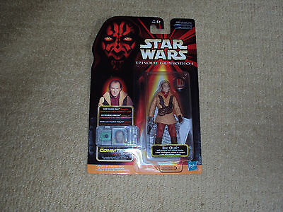 Star Wars Episode 1, Ric Olie, Action Figure, Near Mint