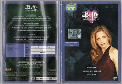 Buffy l'ammazzavampiri - Stagione sette 7 Disco 6 * Ep. 20-22 (DVD)