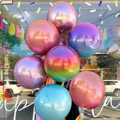 22'' Hawaii Foil Balloons Colorful Baby Shower Birthday Sea Wedding Party Decor