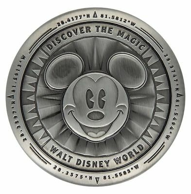 Disney Parks Mickey Bottle Opener Magnet Walt Disney World New Free Shipping