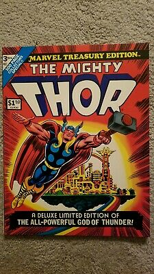 Marvel Treasury Edition #3 Featuring The Mighty Thor  1974