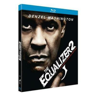 EQUALIZER 2 ; Denzel Washington - BLU-RAY NEUF SOUS BLISTER