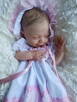 Reborn Baby Doll Hair Painting Service