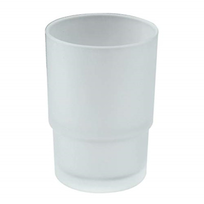 Tumbler Tumblers Glass Frosted Bathroom Rinsing Cup Replacement For Toothbrush