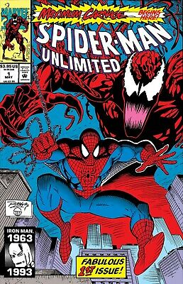 True Believers Absolute Carnage Maximum Carnage  Marvel - Release Date 17/07/19