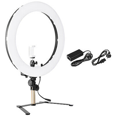 Neewer 18-inch Outer Dimmable Tabletop Ring Light Kit for Photo Studio