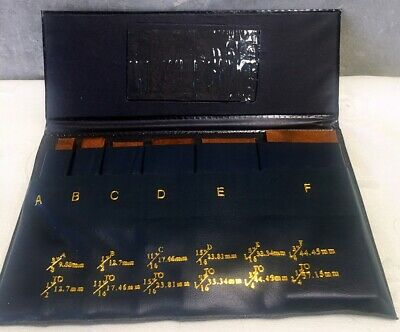 6 pairs Adjustable Parallel Set Sold Out