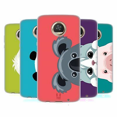Head Case Designs Peeking Animals Gel Case For Motorola Phones