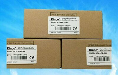 "One New In Box Kinco Touch Screen Panel 7"" HMI MT4414TE-CAN FREE SHIPPING"