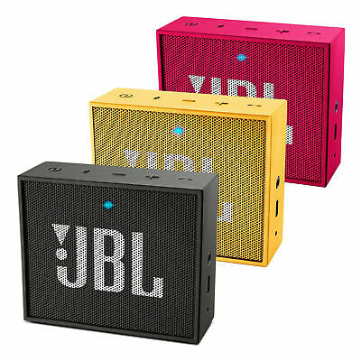 Jbl Go+ Bluetooth Speaker Cassa Usb Aux In Musica Diffusore Audio Portatile Nero