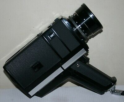 Chinon 672 Auto Zoom Super 8  - Super 8mm Movie / Film Camera