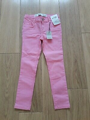 Girls Pink Trausers Size 6-7 Years.