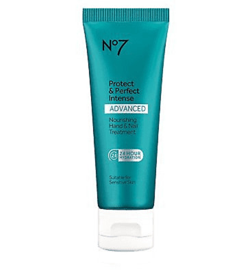 No7 Protect & Perfect Intense Advanced Nourishing Hand & Nail Treatment - 75ml