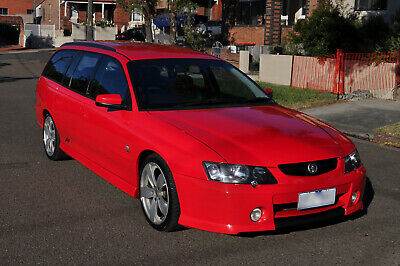 2003 Holden Commodore VY SS V8 Wagon