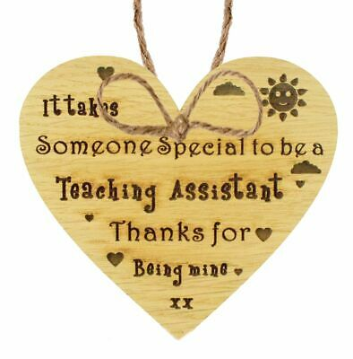 Teacher Assistant Gifts Pre School Leaving Thank You Present School Nursery Gift