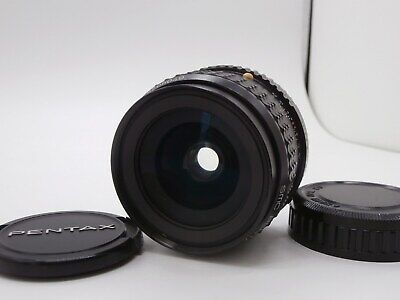 【EXCELLENT+5】 Pentax SMC PENTAX A 24mm f/2.8 K mount Wide Angle Lens From Japan
