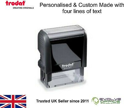 Personalised Self Ink Rubber Stamp Business,Address,Nhs,Doctor,Nurse,Hospital