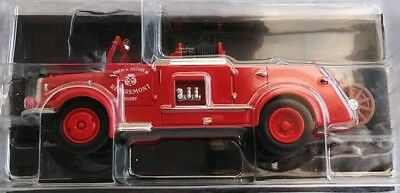 Del Prado Fire Engines 1:50 Scale 1950 Ps Laffly Bss C3 - New & Sealed