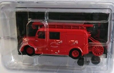 Del Prado Fire Engines 1:50 Scale 1946 Fourgon D'incendie Normalise New & Sealed