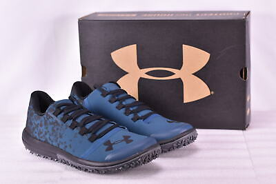 low priced c96a4 b6f74 MEN'S UNDER ARMOUR Speed Tire Ascent Low Running Shoes, True Ink Blue, 8