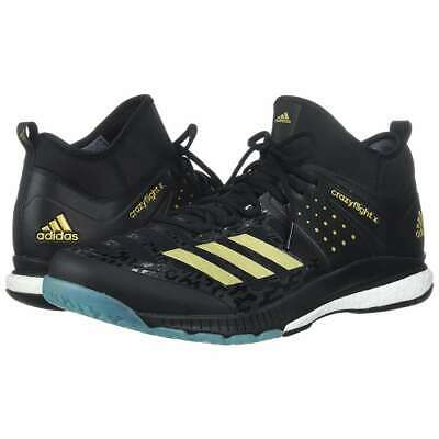 ADIDAS MEN'S CRAZYFLIGHT X Mid Volleyball Shoes NEW Athletic ...