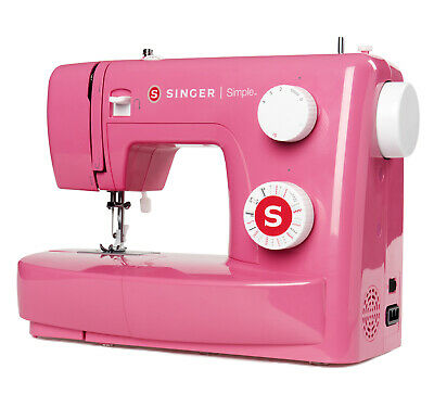 Singer 3223 Simple 👀Limited Edition Pink👀 Beginners Domestic Sewing Machine