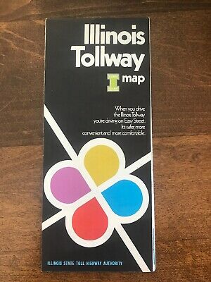 1969 ILLINOIS TOLLWAY Vintage Road Map - $4.99 | PicClick on illinois road conditions interactive map, illinois state road map, illinois real estate map, illinois turnpike map, illinois road map online, illinois tollway oasis, illinois restaurant map, illinois dot construction map, e-470 tollway map, illinois department of transportation, northwest tollway, indiana illinois road map, illinois unpaid tolls, illinois state region, illinois natural gas pipeline map, winter road conditions illinois map, illinois state map with counties and cities, northeastern illinois road map, tri-state tollway, illinois road closure map, illinois route 47 map, illinois 4th congressional district map, chicago skyway, road construction in illinois map, illinois highway names,