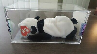 Authenticated Ty Beanie Baby 2nd Gen Peking Ultra Rare Museum Quality Condition