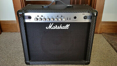 Marshall Amplifier Mg30Cfx Never Used Electric Guitar Effects