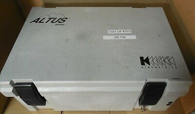 Kinemetrics Altus K2 Seismic Strong Motion Accelerogragh in case..only one Ebay