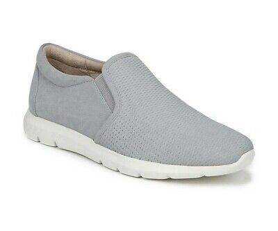 SOULNaturalizer Women's Light Gray Paola Slip-On Sneakers-NWOB-Size US 9.5 M