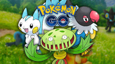 Pokemon Go Catching  5X Regionals Your account OR Free New Acccount